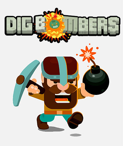 Dig bombers: PvP multiplayer digging fight
