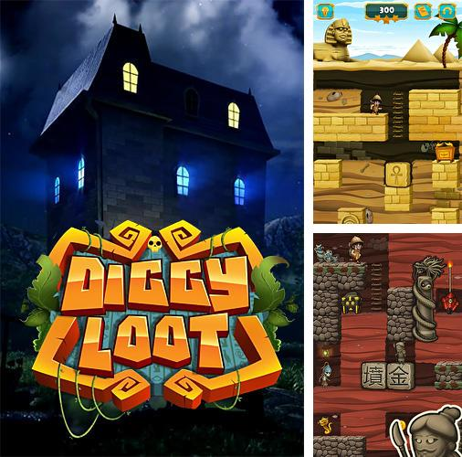 Diggy loot: A dig out adventure