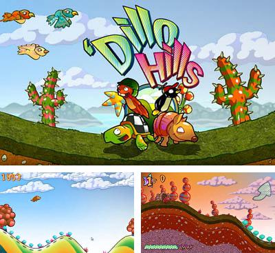 In addition to the game Red Weed for Android phones and tablets, you can also download Dillo Hills for free.