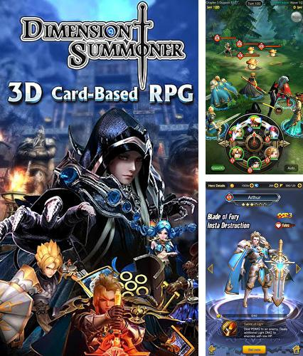 Dimension summoner: Hero arena 3D fantasy RPG