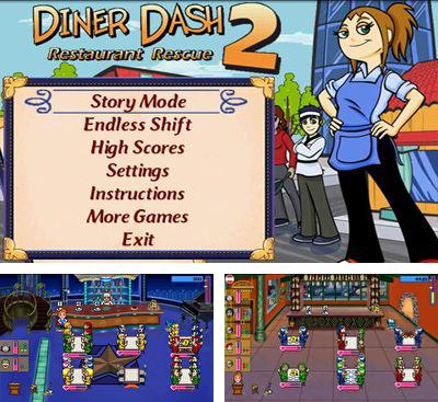 In addition to the game Jane's Hotel for Android phones and tablets, you can also download Diner Dash 2 for free.