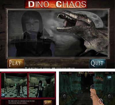 In addition to the game Scouts SIA. Secred Island Adventures for Android phones and tablets, you can also download Dino Chaos for free.