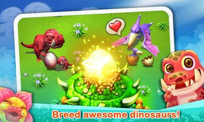 Download Dino Paradise Android free game.