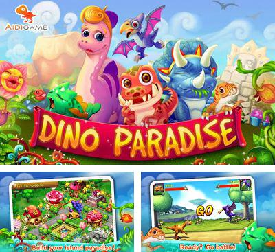 In addition to the game Happy Dinos for Android phones and tablets, you can also download Dino Paradise for free.