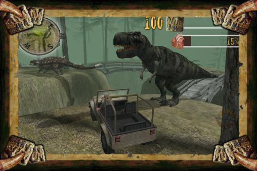 Dino safari 2 screenshot 2