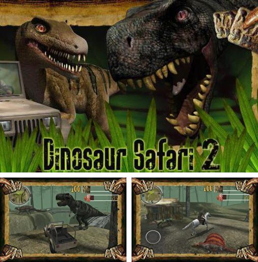 In addition to the game DinoFight for Android phones and tablets, you can also download Dino safari 2 for free.