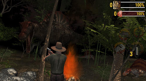 Dino safari: Evolution screenshot 1