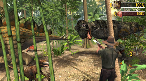 Dino safari: Evolution screenshot 2