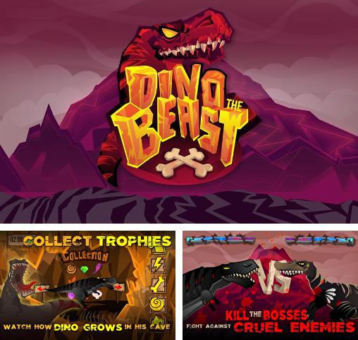 Dino the beast: Dinosaur game