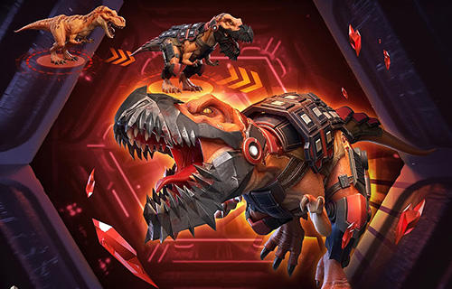 Dino war for Android - Download APK free