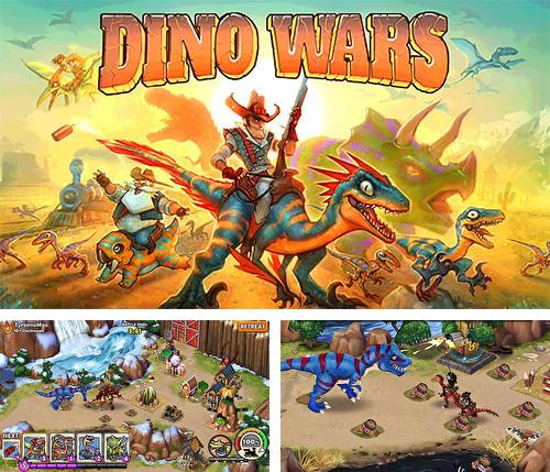 In addition to the game Mad dogs for Android phones and tablets, you can also download Dino wars for free.