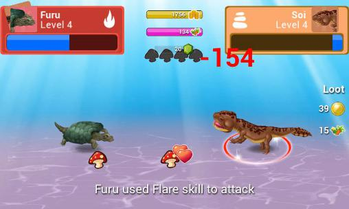 Dino water world screenshot 3