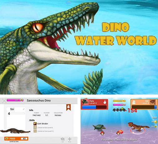 Dino water world