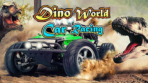 Dino world car racing обложка