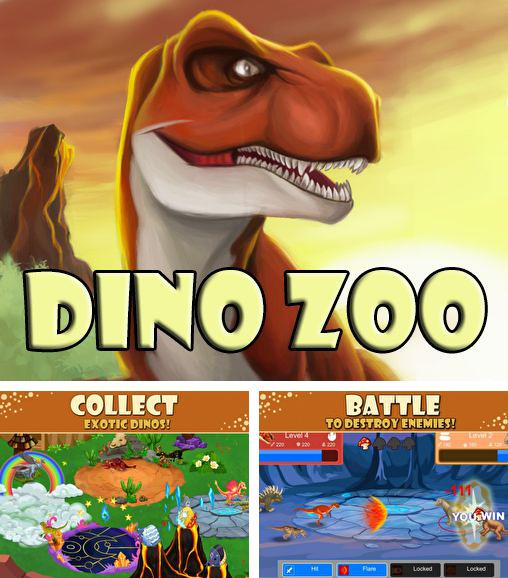 In addition to the game Dino Paradise for Android phones and tablets, you can also download Dino zoo for free.