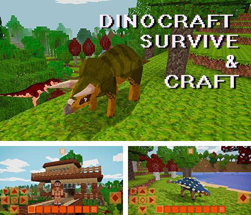 Dinocraft: Survive and craft