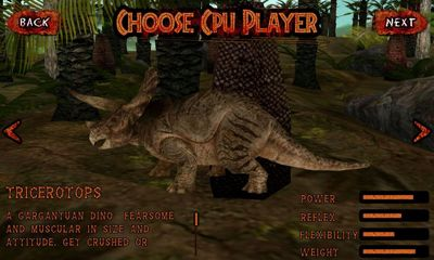 Download DinoFight Android free game.