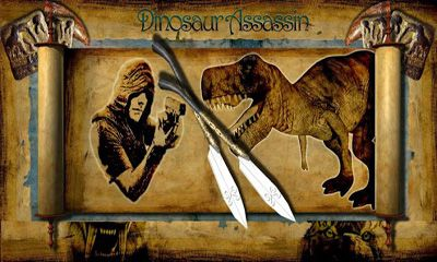 Dinosaur Assassin poster