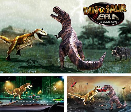 Dinosaur era: Survival game
