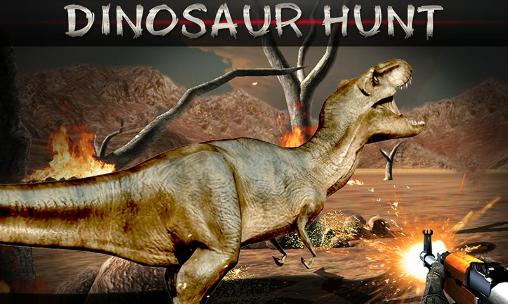 Dinosaur hunt: Deadly assault  poster
