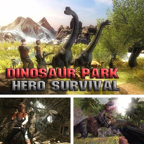 In addition to the game Last dead Z day: Zombie sniper survival for Android phones and tablets, you can also download Dinosaur park hero survival for free.