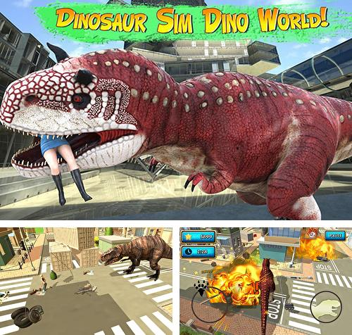 Dinosaur simulator 2: Dino city