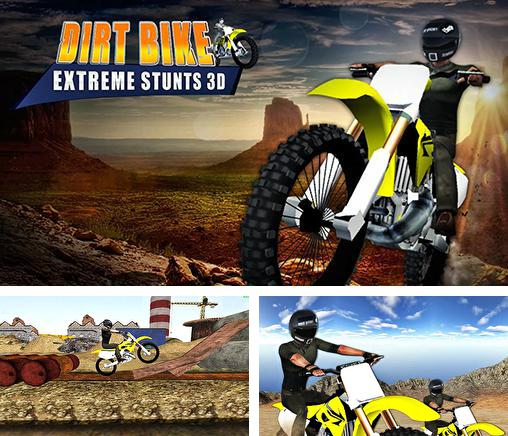 In addition to the game WWE wrestling 3D for Android phones and tablets, you can also download Dirt bike: Extreme stunts 3D for free.