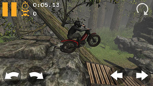 Dirt bike HD screenshot 1