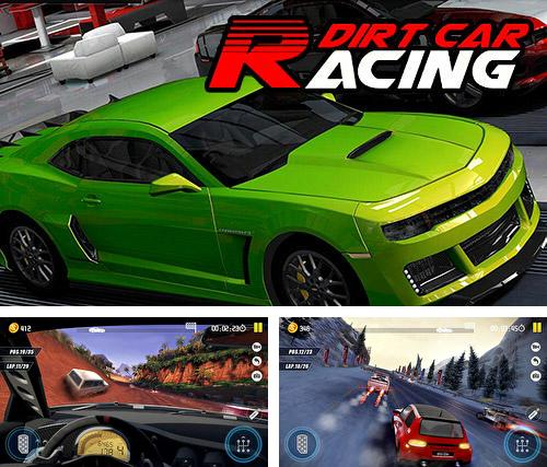 Dirt car racing: An offroad car chasing game