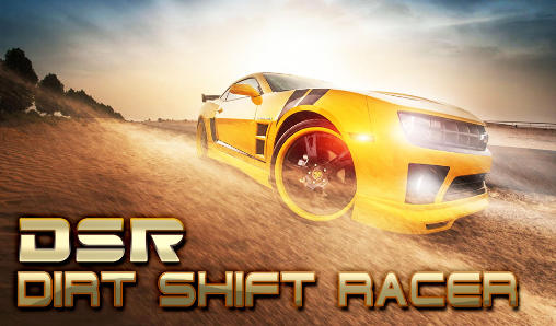 Dirt shift racer: DSR poster