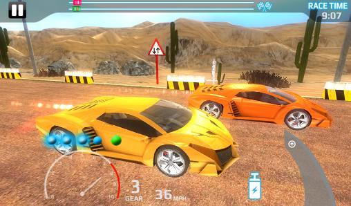 Dirt shift racer: DSR screenshot 1