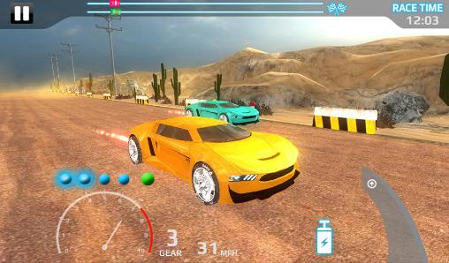 Dirt shift racer: DSR screenshot 3