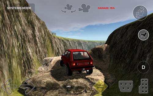 Capturas de pantalla de Dirt trucker 2: Climb the hill para tabletas y teléfonos Android.