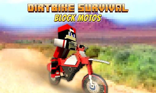 Dirtbike survival: Block motos обложка