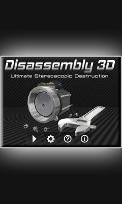 Disassembly 3D poster