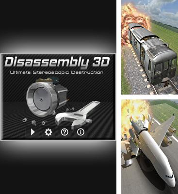 In addition to the game Demolition Master 3D for Android phones and tablets, you can also download Disassembly 3D for free.
