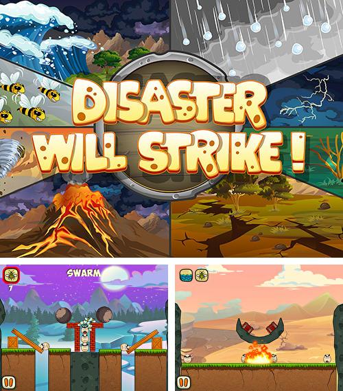 In addition to the game Plumber 10k for Android phones and tablets, you can also download Disaster will strike! for free.