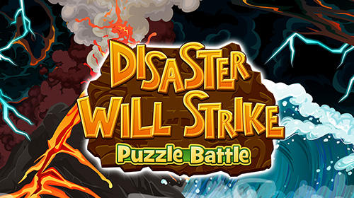 Disaster will strike 2: Puzzle battle poster