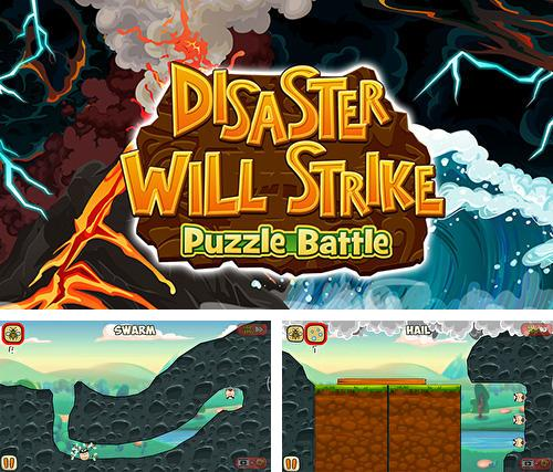 Кроме игры Another weird platformer 3 скачайте бесплатно Disaster will strike 2: Puzzle battle для Android телефона или планшета.