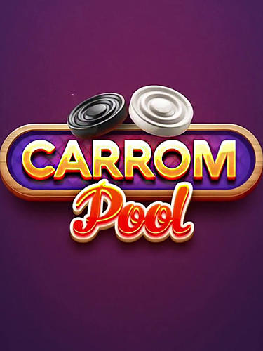 Disc pool carrom poster