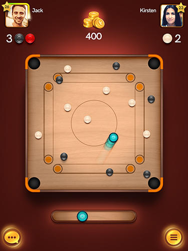 Disc pool carrom screenshot 2