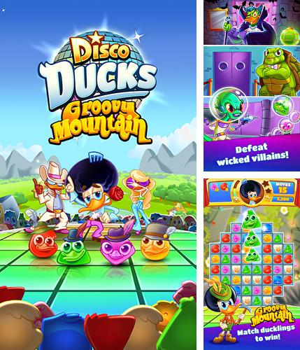 Disco ducks: Groovy mountain