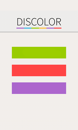 Discolor: Addictive puzzle