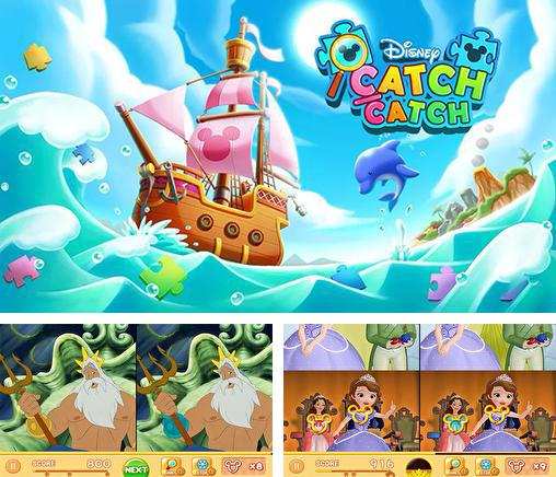 Disney: Catch catch