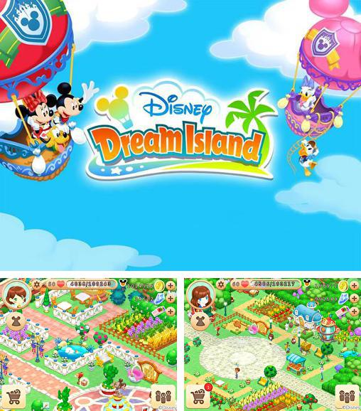 In addition to the game Off the Leash for Android phones and tablets, you can also download Disney: Dream island for free.