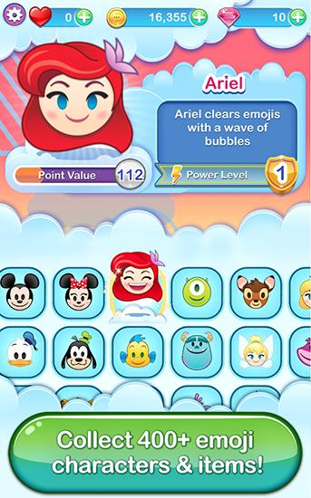 Juega a Disney emoji blitz! para Android. Descarga gratuita del juego Disney: ¡Flash de emoticonos!.