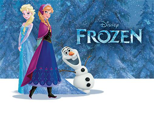 Disney. Frozen: Storybook deluxe обложка