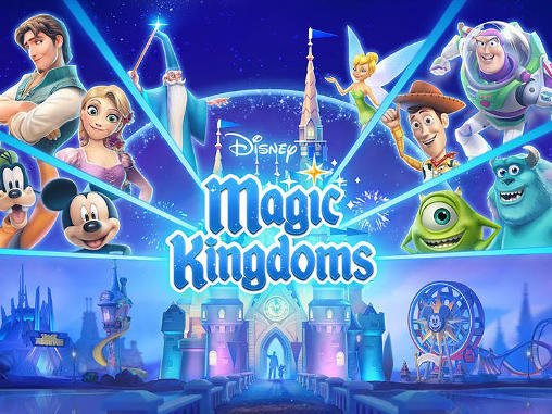 Disney: Magic kingdoms обложка