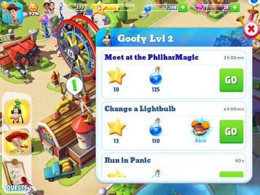 Disney Magic Kingdoms For Android Download Apk Free