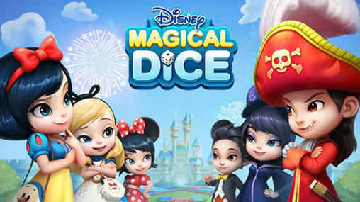 Disney: Magical dice обложка